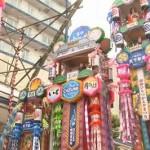 平塚の七夕祭り2015の日程は|屋台は何時から?トイレ情報は?